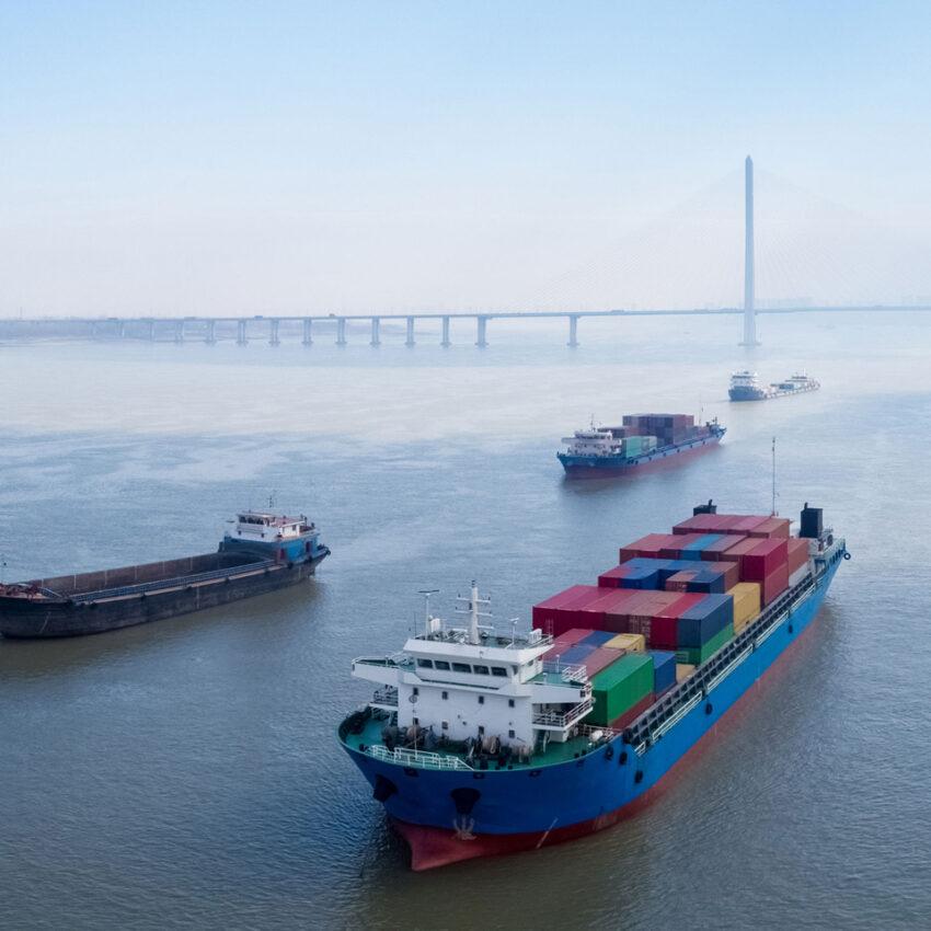 الشحن البحري من تركيا