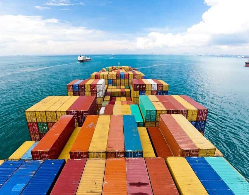 الشحن البحري من تركيا اسطنبول