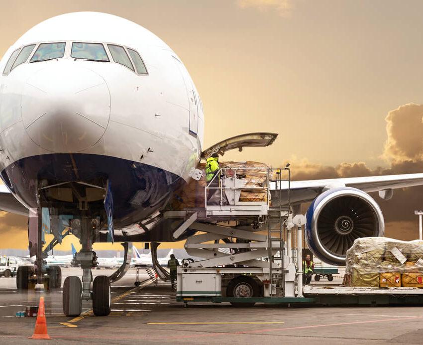 الشحن الجوي من تركيا الى العالم